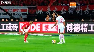 Hulk is way too good for the Chinese Super League..
