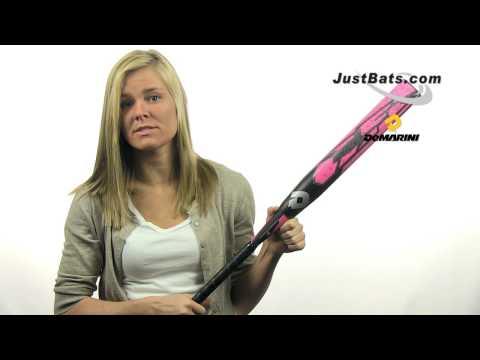 2014 Demarini Cf6 Hope 10 2 1 4 Fastpitch Softball Bat