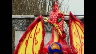 preview picture of video 'Photos Carnaval Cholet 2010'