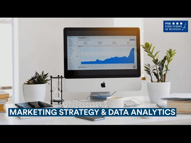 MSc in Marketing Strategy and Data Analytics in Paris