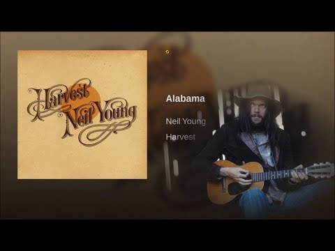 Neil Young - Alabama ( Lyrics )