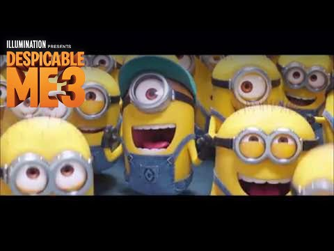 Despicable Me 3 Special Edition - Two Goals - Digital 11/21 Blu-ray 12/5