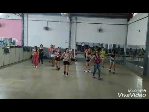 Aulão em Arenápolis MT Academia Top Fitness