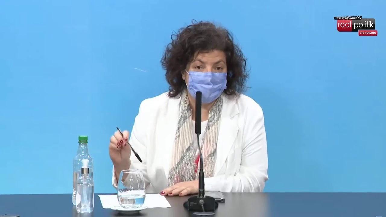 Vizzotti confirmó que se podrá combinar las vacunas Sputnik V con Moderna y AstraZeneca