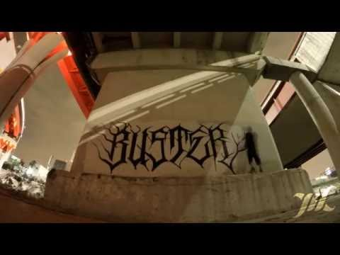 Wild Street 3 parte 7 l Mexico graffiti video.