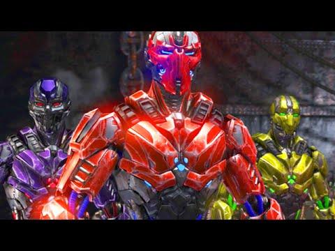 playing f cking triborg mortal kombat x triborg gameplay sek
