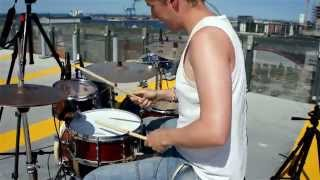 Dave matthews band - American baby (Drum cover)