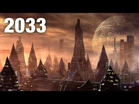 Time Traveler From 2033 Gives Timeline of Future Events