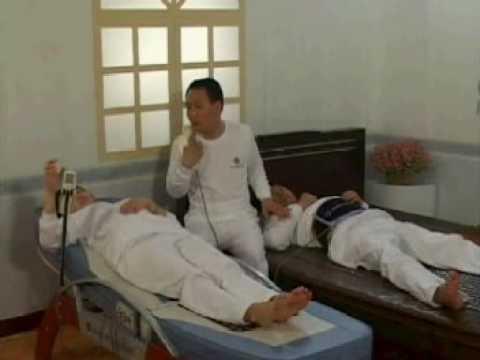Vietnamese Spray Gelenke con XOA bop