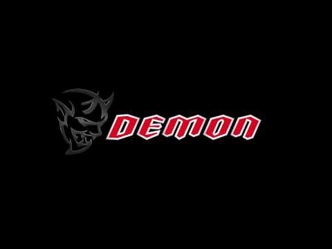 No Pills - Challenger SRT Demon - Dodge