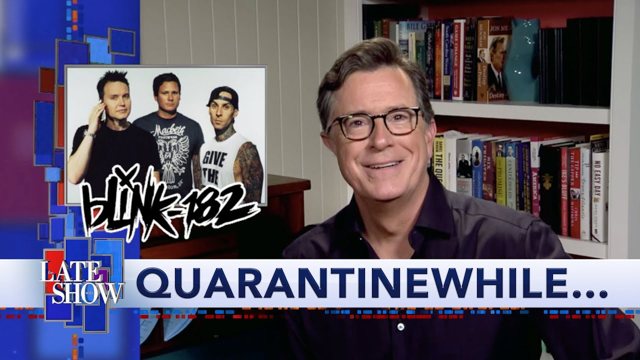Meanwhile... Blink-182 Founder Plays Central Role In Release Of UFO Footage thumbnail