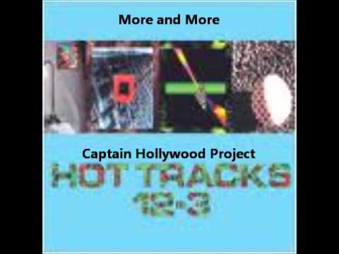 Captain Hollywood Project - More and More (Hot Tracks 12-3 Remix Service)