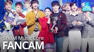 Gambar cover [예능연구소 직캠] CHUNGHA - Gotta Go, 청하 - 벌써 12시 No.1 encore ver. @Show Music core 20190112