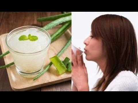 Video Minum Jus Lidah Buaya Secara Rutin dan Rasakan 6 Manfaatnya Bagi Kesehatan