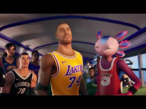 《要塞英雄》NBA 聯動預告公開