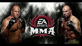 MMA бои без правил #4 (красивый бой с Ortiz)
