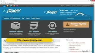 Where to save jquery library
