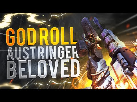 God Roll Austringer & Beloved.. (Destiny 2 PVP Live Commentary)