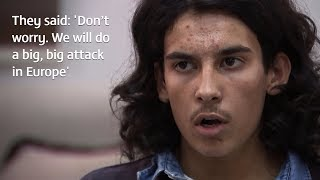 Teen captured by IS reveals terror training and tactics