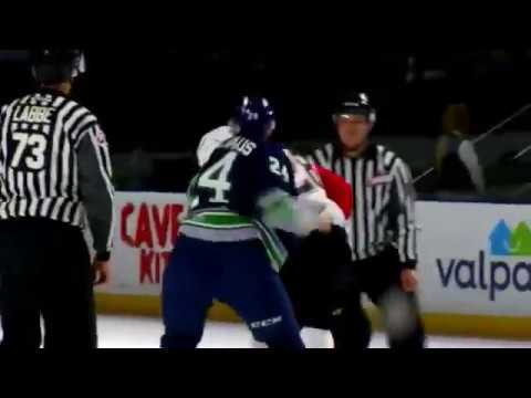 Brandon Schuldhaus vs. Josh Anderson