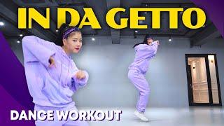 [Dance Workout] J. Balvin, Skrillex - In Da Getto | MYLEE Cardio Dance Workout, Dance Fitness