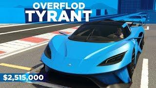 The BIGGEST Car in GTA Online ($2.5 Million)