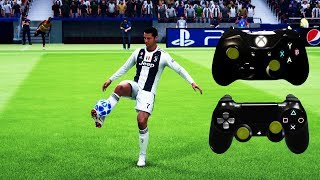 FIFA 19 ALL SKILLS TUTORIAL | Xbox & Playstation | 4K Ultra HD