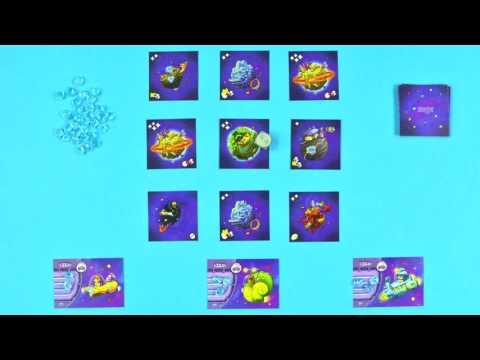 HABA Space Planets - Instructional (English)