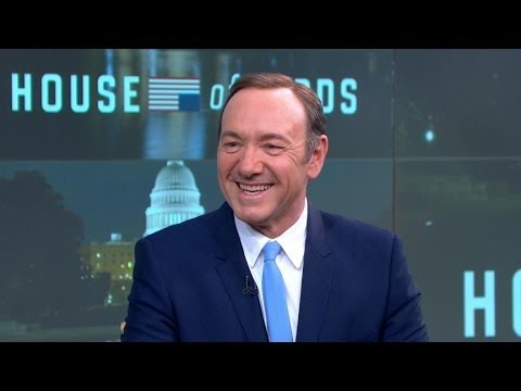 Interview Kevin Spacey