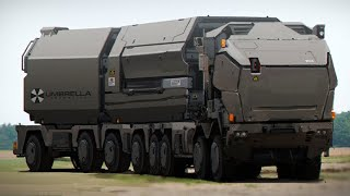 10 Most Incredible Military Trucks In The World #2