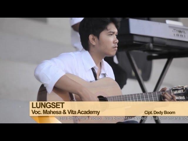 Mahesa Ft. Vita Alvia - Lungset (Official Music Video)