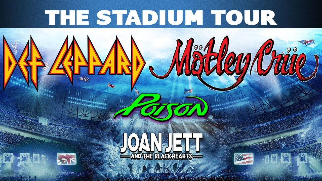 The Stadium Tour: Mötley Crüe with Guests