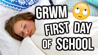 Get Ready With Me | First Day of Highschool