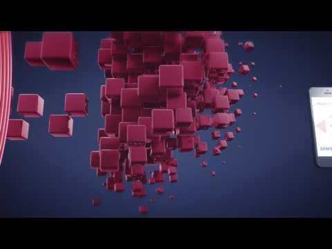 Motion design for Samsung/Media Markt