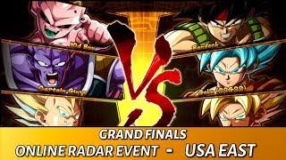 DBFZ World Tour: USA East (Online Radar Event) SuperHotGarbage Vs Doza Grand Finals