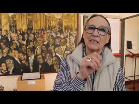 Da Picasso alla Callas, 80 di vita dedicati alla pittura per Dolores Puthod