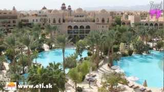 preview picture of video 'Makadi Palace Hotel, Makadi Bay s ETI Slovensko GB, Travel TV'