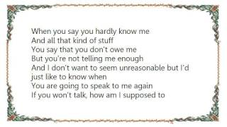 Cinerama - 7X Lyrics