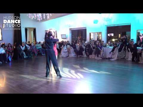 Monica & Artem // Anniversary & Gala // Nov 2015 // Bachata