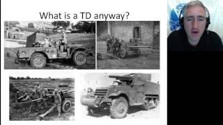 US Tank Destroyer History