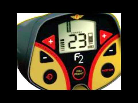 Introduction to the Fisher F2 Metal Detector
