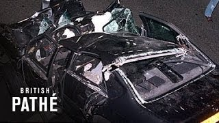 Princess Diana Dies in Paris Car Crash (1997) | A Day That Shook the World