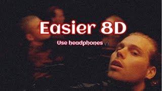 5 Seconds Of Summer   Easier 8D (use Headphones)