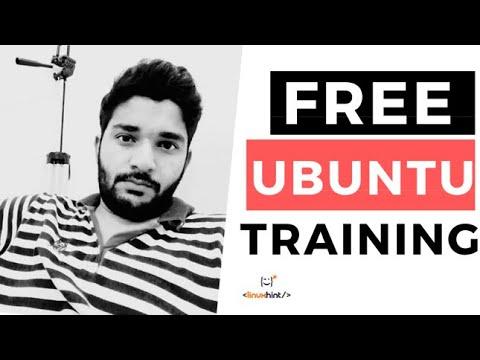 Free Ubuntu Linux Training Course - YouTube