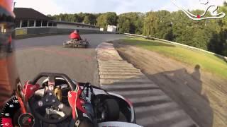 preview picture of video 'Kartbahn Liedolsheim - Garmin VIRB Elite Test'
