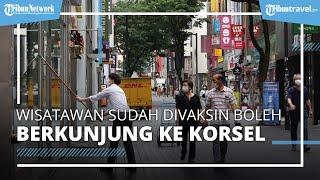 Wisawatan yang Sudah Divaksin Covid-19, Korea Selatan Akan Bebaskan Karantina