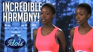 Amazing Twin Sisters Sing Adele Someone Like You In Harmony Reducing Judges To Tears