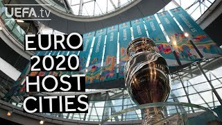 Who is hosting EURO 2020?