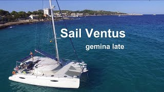 A Family from the Midwest United States Sails around the world - SailVentus Ep1