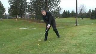 Uphill Chip Short Pitch; #1 Most Popular Golf Teacher on You Tube Shawn Clement